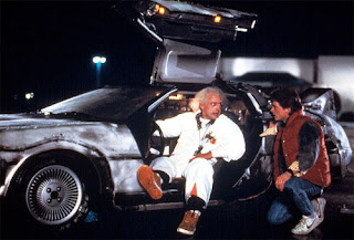 Back to the Future (1985) – 1981 DeLorean DMC-12