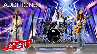 """Hello Sister Performs Original Song, """"Middle Schooler"""" - America's Got Talent 2021"""