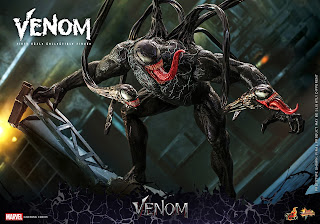 Figura articulada Venom Movie 1/6 de Hot Toys
