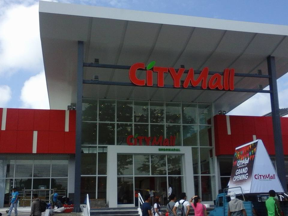 CityMall Koronadal opening on November 8