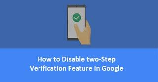 two-Step verification google