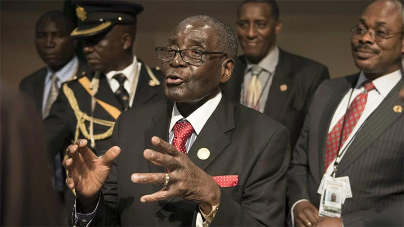 Robert Mugabe reacts to rumors: Yes, I died, and now resurrected