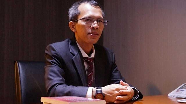 Ujang: Ma'ruf Amin Ulama Yang Mengerti Pemerintahan, Beda Dengan UAS