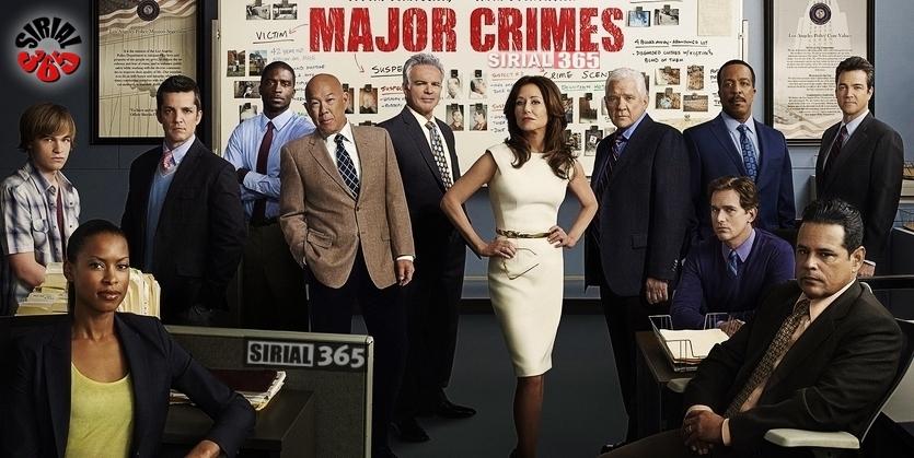 MAJOR CRIMES 10-11-2016