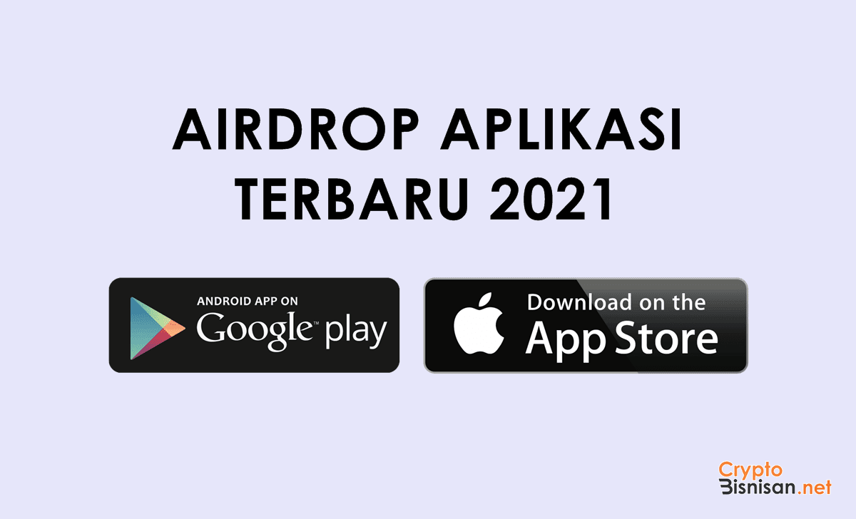 Airdrop Aplikasi Terbaru