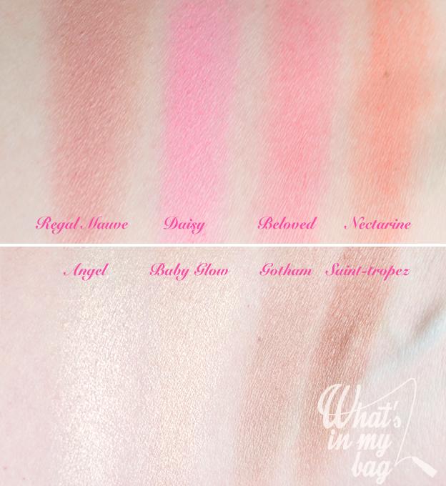 swatch blossom blush