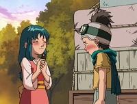 Naruto Ova 01 – Ache o Trevo de Quatro Folhas Vermelho