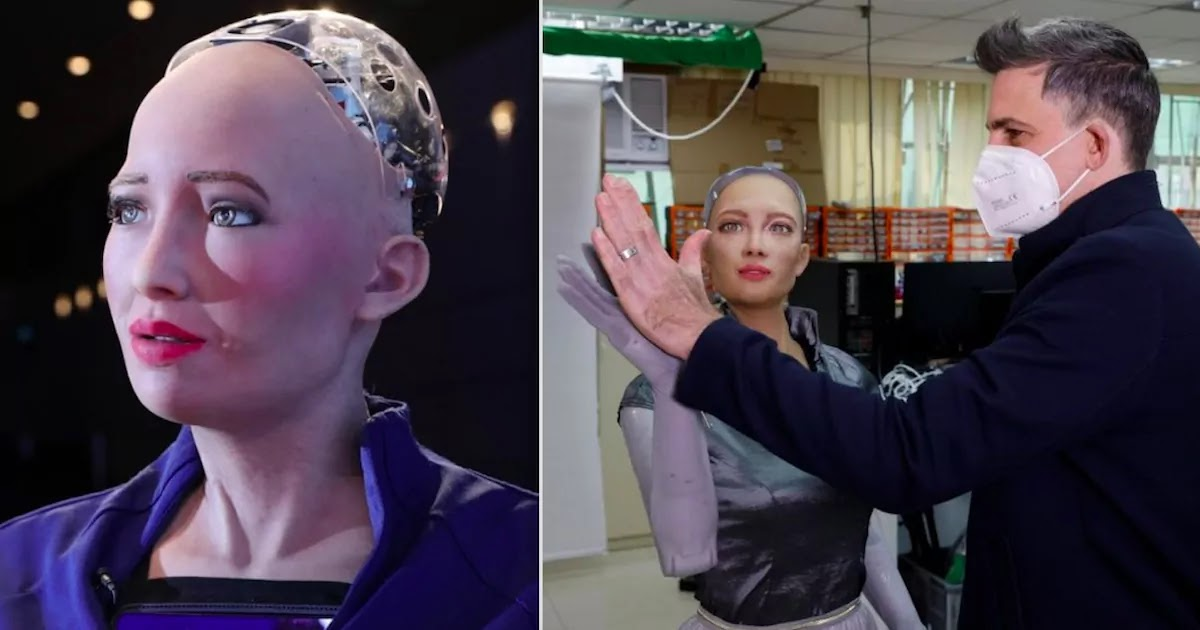 Hanson Robotics Plans Mass Roll-Out Of Humanoid Robots To Assist In Hospitals Amid Pandemic