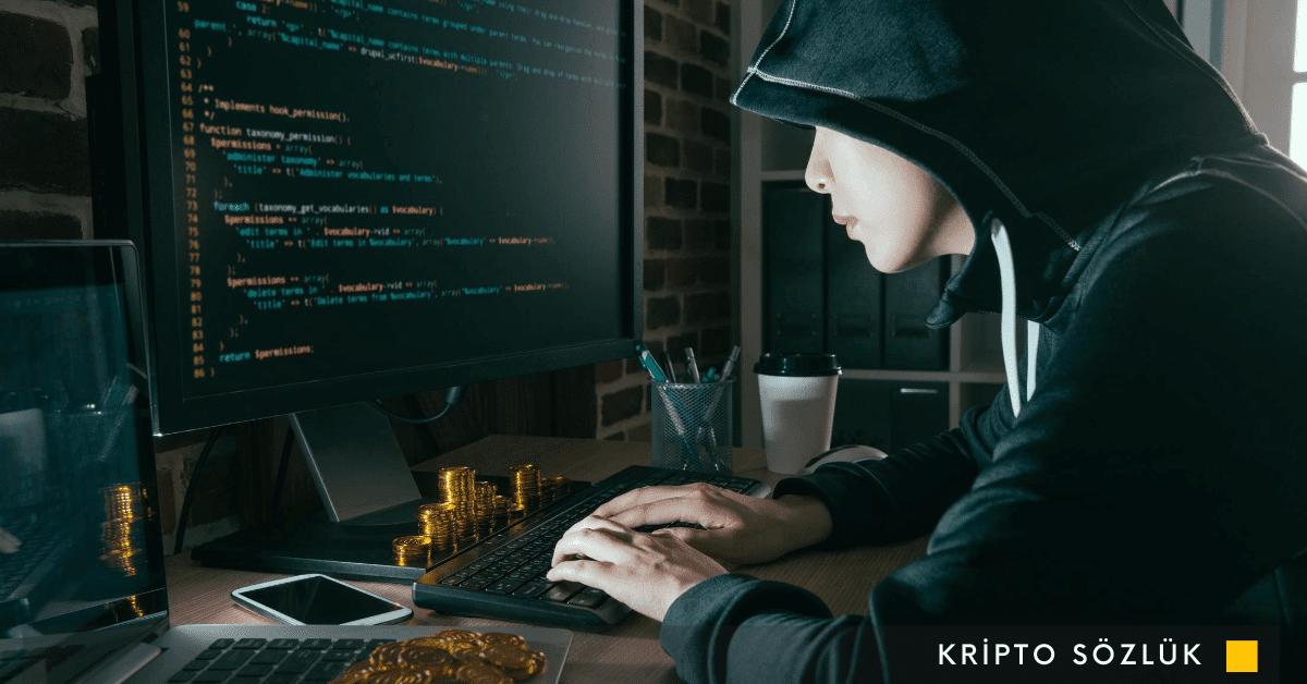 Bitcoin hırsızlık