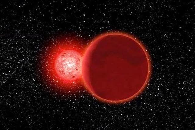 Alien Star blasted through our Solar System, 70,000 years ...