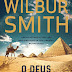 "Editorial Presença | Passatempo - ""O Deus do Deserto"" de Wilbur Smith"