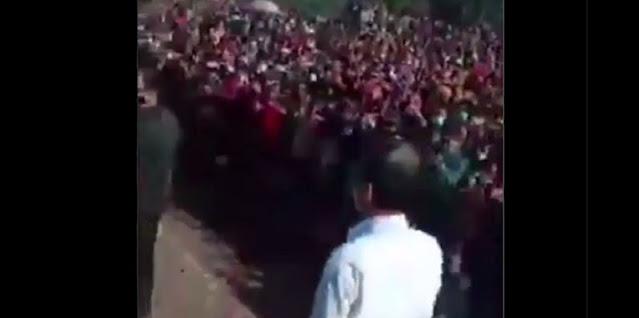 Kehadiran Jokowi Timbulkan Kerumunan Di Flotim, Pengamat: Itu Cermin Sok Kuasa
