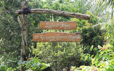 Kampoeng Djamoe Organik
