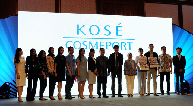 kose cosmeport indonesia
