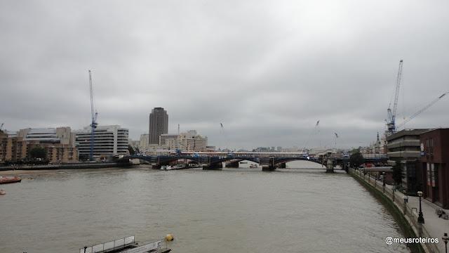 Rio Tâmisa - Londres