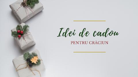Idei de cadou pentru Crăciun