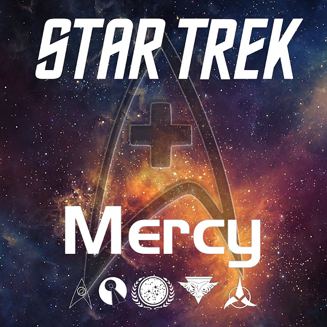 Star Trek: Mercy Title Card