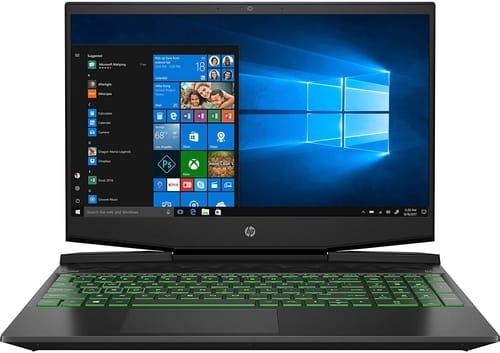 HP Pavilion 5-dk0056wm Gaming 15-Inch Micro-Edge Laptop