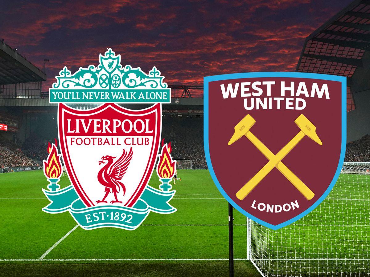 موعد مباراة ليفربول ضد وست هام والقنوات الناقلة في الجولة السابعة من الدوري الإنجليزي الممتاز