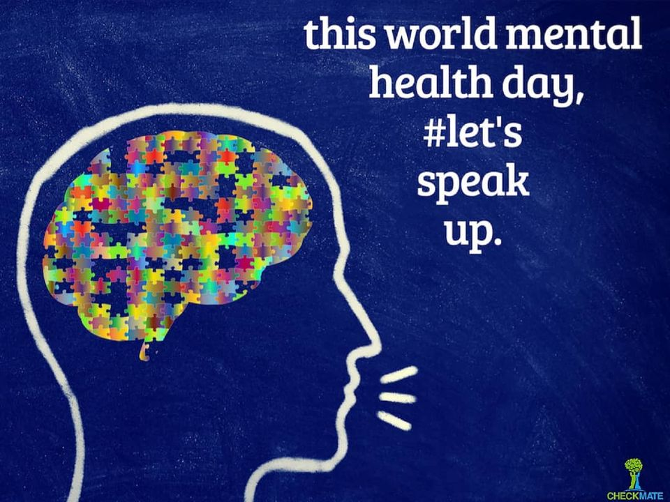 World Mental Health Day Wishes Images