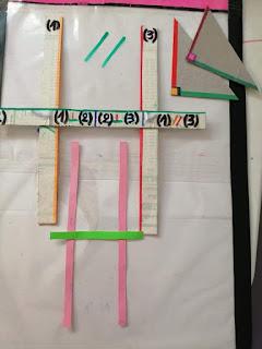 أفكار تعليمية درس الزوايا (الزاوية القائمة) /التعامد / التوازي المستوى الثالث