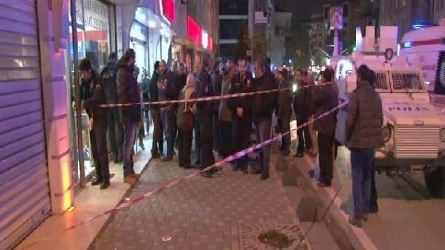 Sancaktepe'de uzun namlulu silahla kuyumcu soygunu