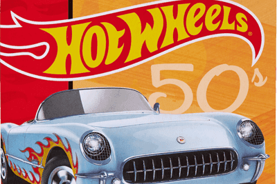 Hot Wheels Throwback Series 2019