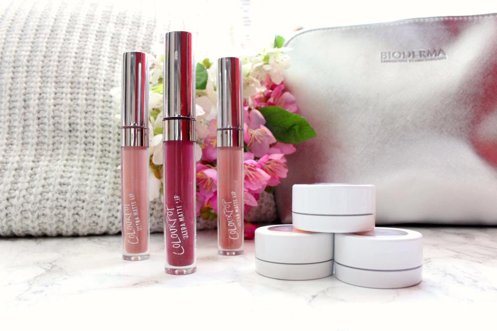 Colourpop Liquid Lipsticks and Supershock Shadows