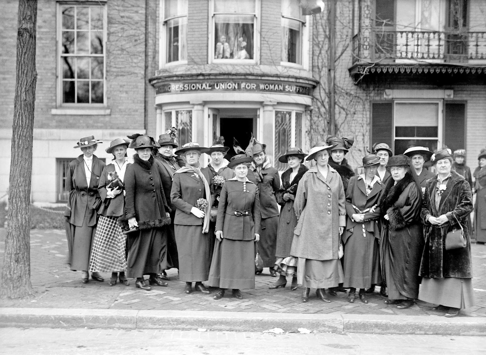 History In Photos Suffragettes