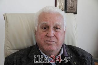 Δήμαρχος Ζαχάρως προς Αποστόλου: Στηρίξτε τους ελαιοπαραγωγούς που πλήγησαν