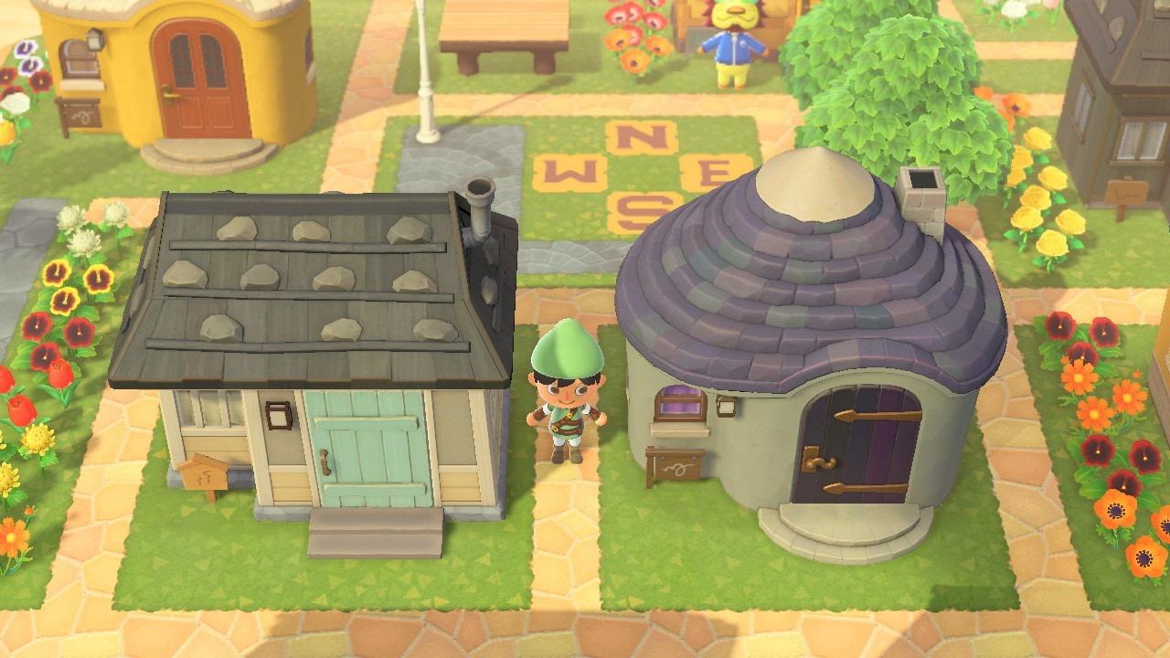 Animal Crossing: New Horizons (Switch): jogador recria mundo de Hyrule em ilha