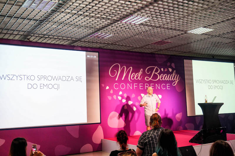 meet beauty 2017, konferencja beauty, beauty bloger, blogerka beauty, jasonhunt, kominek