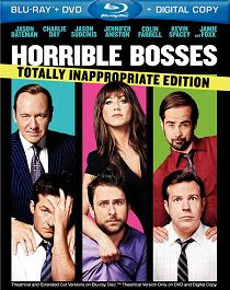 Horrible Bosses 2011 Not Horrible But A Mediocre Movie Review Maze