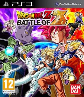 DRAGON BALL Z BATTLE OF Z PS3 TORRENT