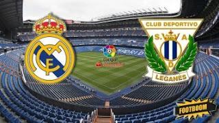 Реал Мадрид - Леганес смотреть онлайн бесплатно 30 октября 2019 прямая трансляция в 23:15 МСК
