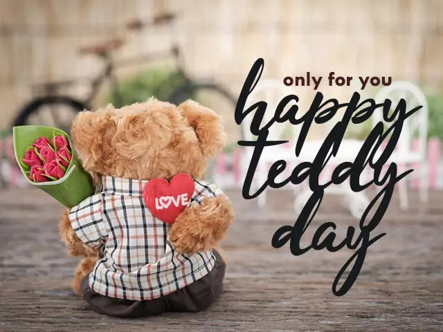 Happy Teddy Day 2022 Quotes and Images also include happy tedy day wallpapers, pictures, SMS, messages, photo, pic, and wishes.