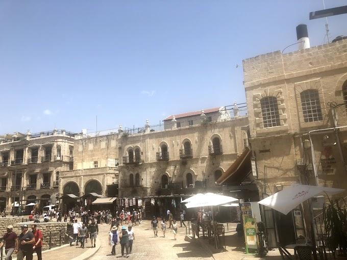 İsrail ve Filistin Güncesi 4. Gün - Kadim Şehir Kudüs