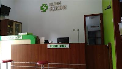 Lowongan Kerja di Klinik Sekar Pati, Jawa Tengah DIBUTUHKAN ASISTEN APOTEKER/PERAWAT/ BIDAN/ ASISTEN PERAWAT dengan syarat :