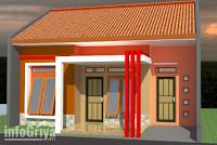 Rumah Citayam Dijual Model Minimalis di Depok Dekat Stasiun Citayam Info Griya