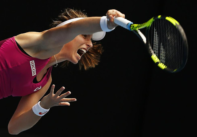 Best Pictures of the 2016 Australian Open Tennis Tournament
