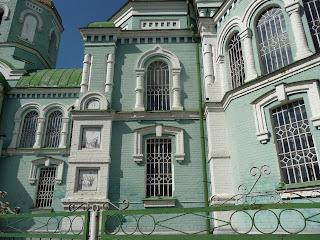 Золотоноша, Черкаська обл. Свято-Успенський собор