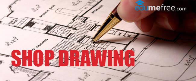 ماذا تعرف عن الرسومات التنفيذية - Shop Drawing - شرح كامل + كتب + دورة