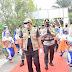 Bersama Paman Birin, Kapolda Kalsel Kunjungi Kampung Tangguh HSS
