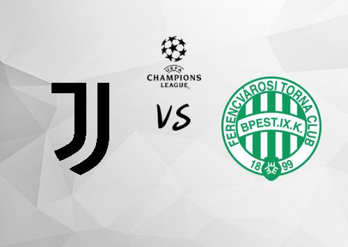 Juventus vs Ferencváros  Resumen y Partido Completo