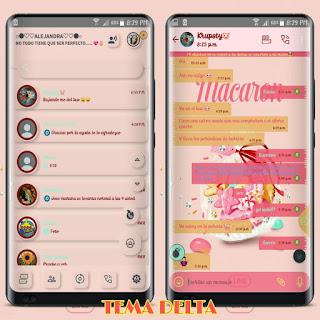 Star Fruits Theme For YOWhatsApp & Delta WhatsApp By Ale