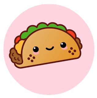 kawaii taco party printables
