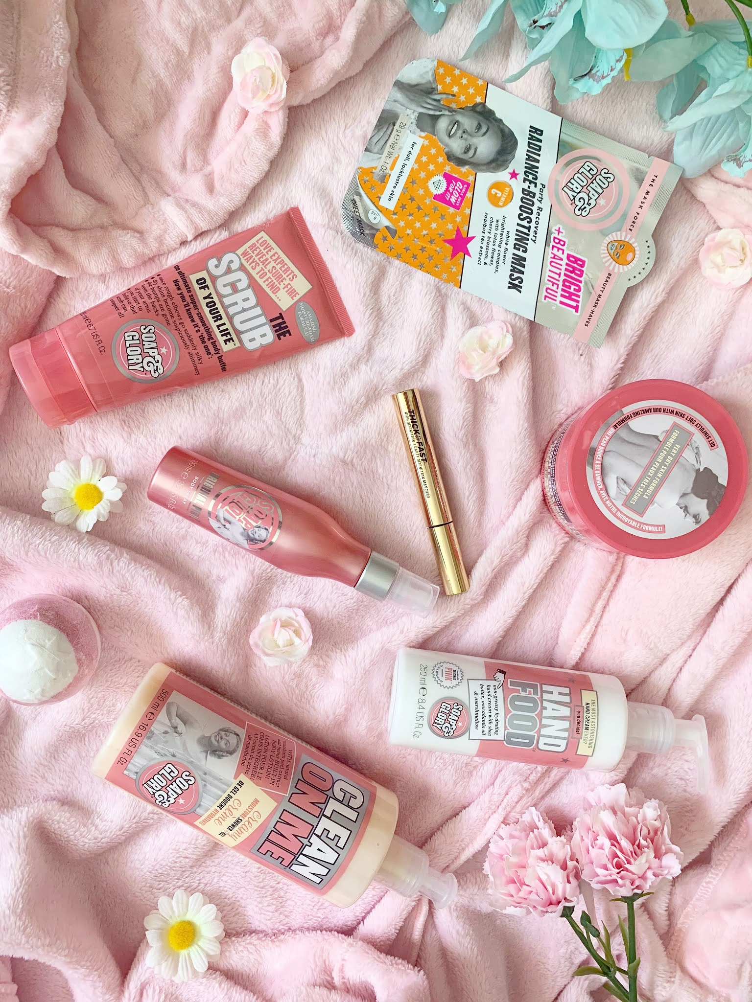 A Soap and Glory Haul