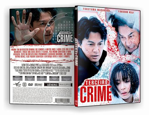 DVD – Terceiro Crime – ISO