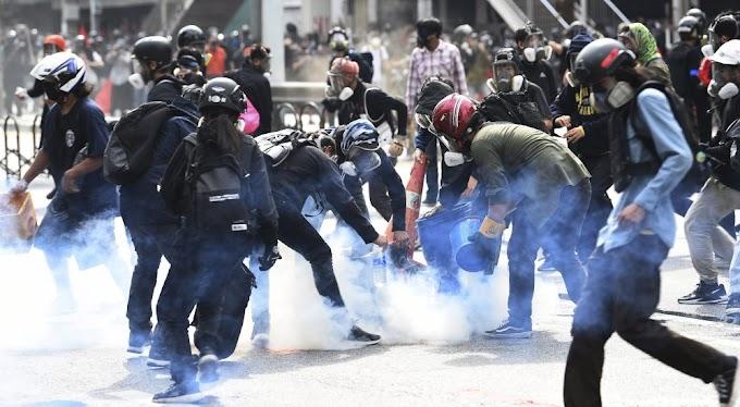 Erőszakba csaptak át a kormányellenes tüntetések Thaiföldön