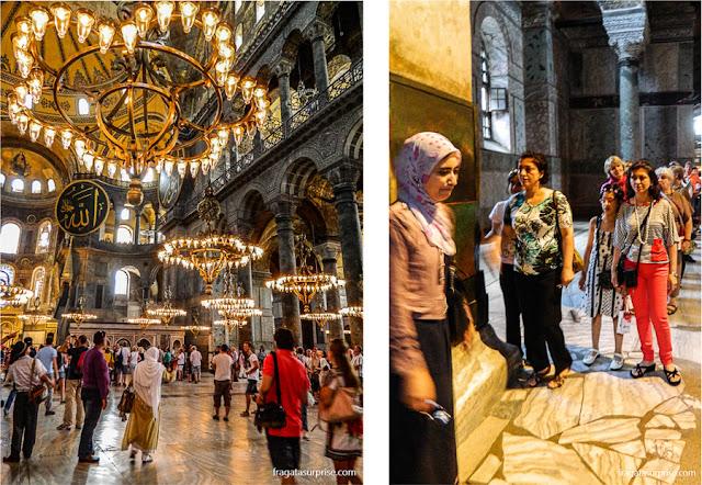 Como se vestir em Istambul